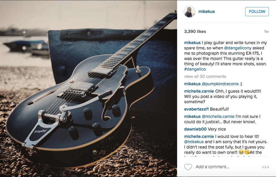 instagram professional photography - mikekus