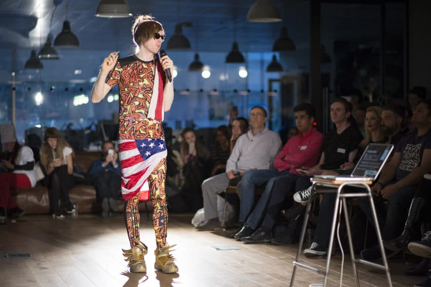 Getting to Know Vincent Dignan—Growth Hacking's Most Off-the-Wall Genius