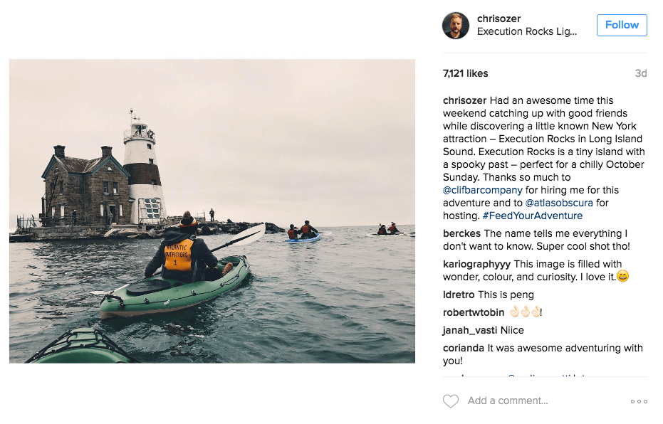 example of how to get active instagram followers