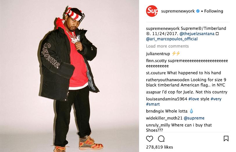 visual marketing on Instagram
