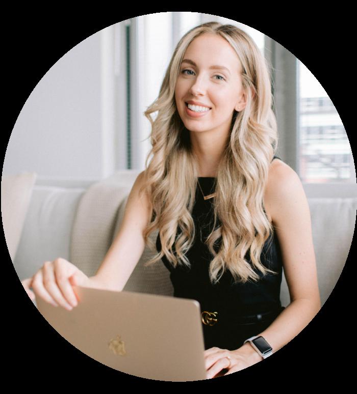 Instagram manager, Laura Burden