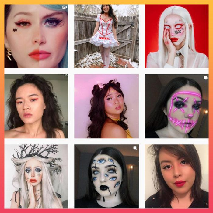 UGC from EM Cosmetic's content to increase Instagram followers