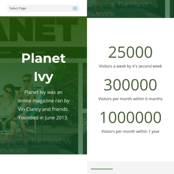 planet ivy growth hacker