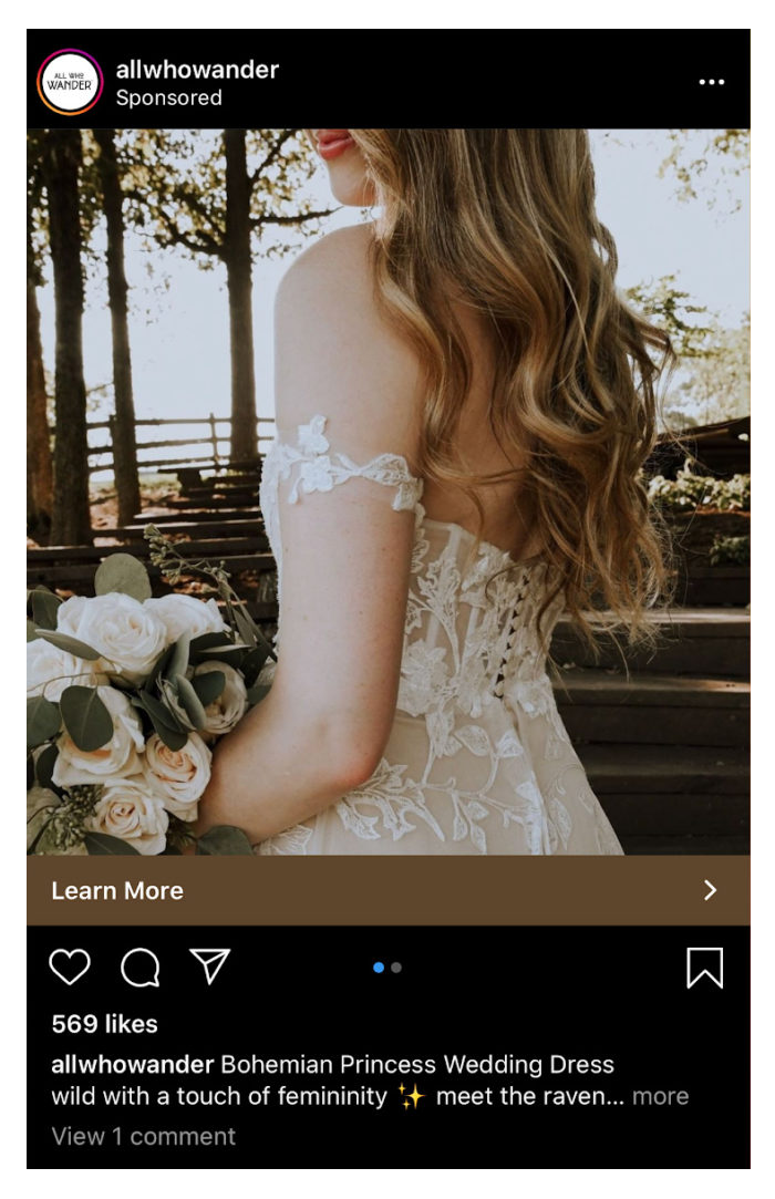 instagram promotion sponsored