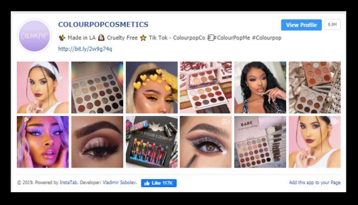 colourpop cosmetics promotion