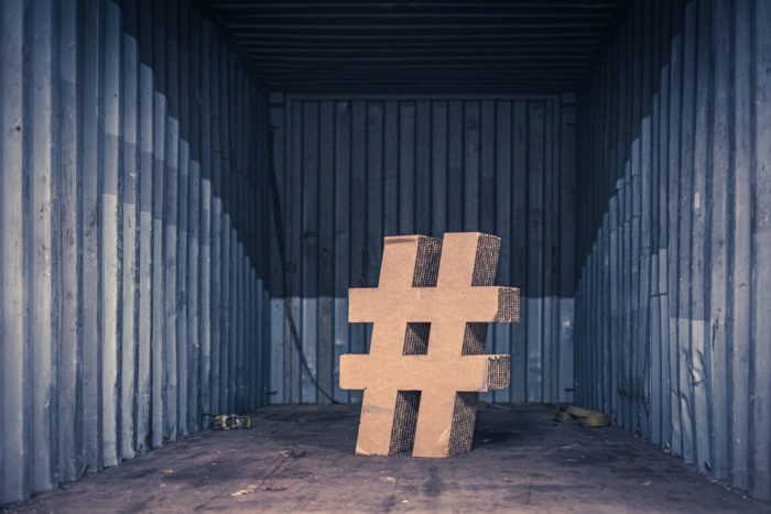 banned hashtags