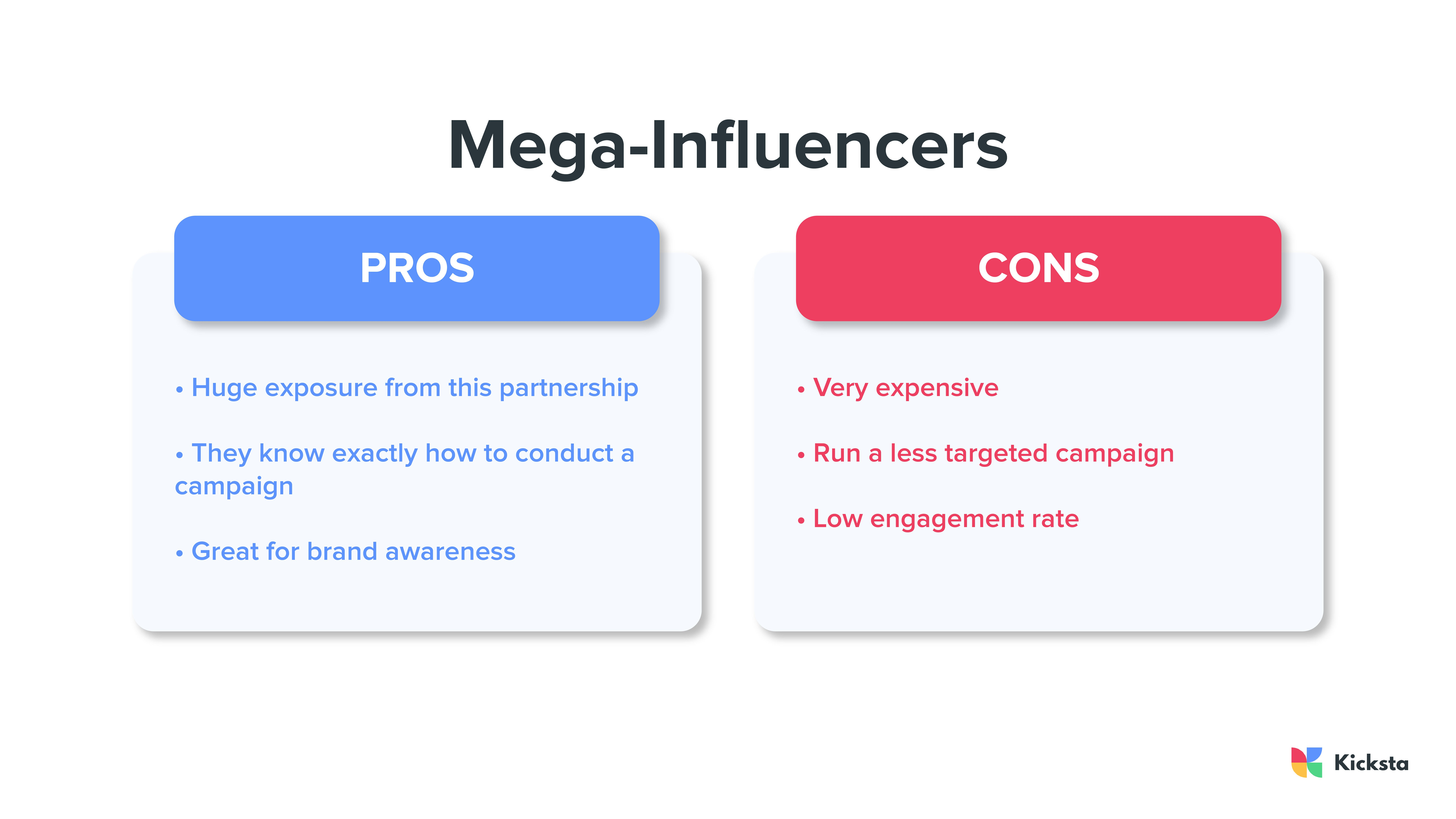 micro influencer pros and cons
