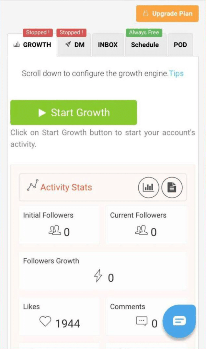 instagram growth service aigrow