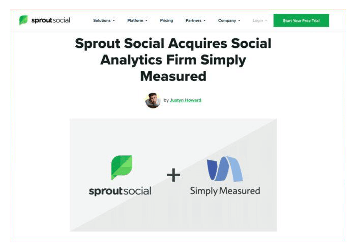 sprout social Instagram Apps for Business
