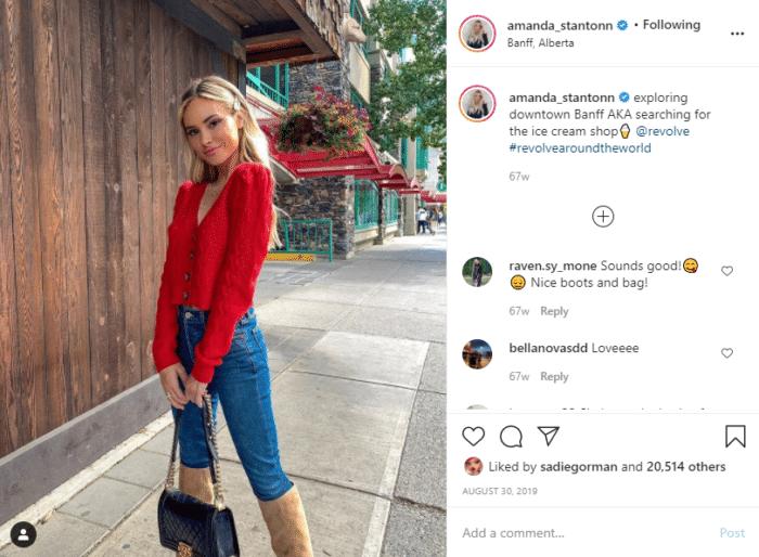 Instagram Engagement Rate partnerships