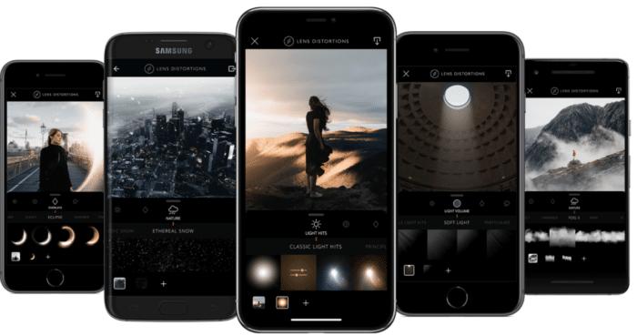editor for instagram: Lens Distortions