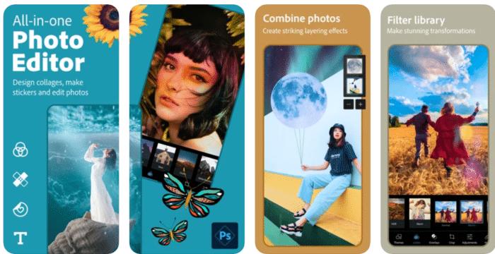 editor for instagram: Photoshop Express platform