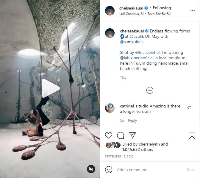 Portrait Instagram video photo size for instagram