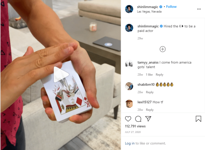 shin lim magic who has the most followers on instagram