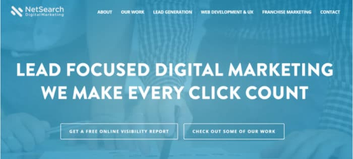 Net Search Digital Marketing