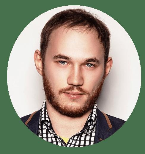 Sergey Aliokhin headshot