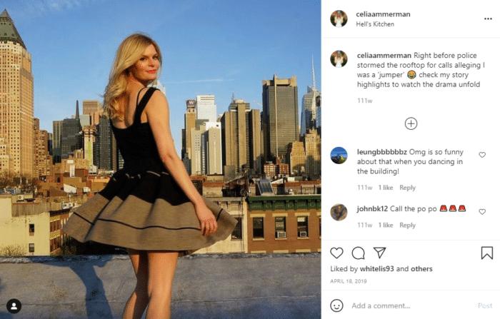 celia ammerman instagram models