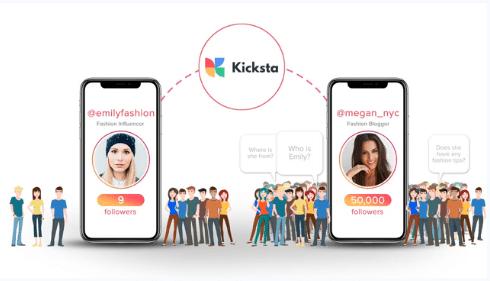 how it works Kicksta